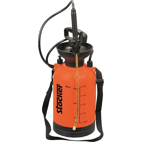 Depozitul de Seminte Pompa manuala de presiune 5 litri
