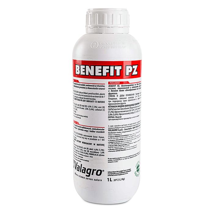Depozitul de Seminte Benefit PZ