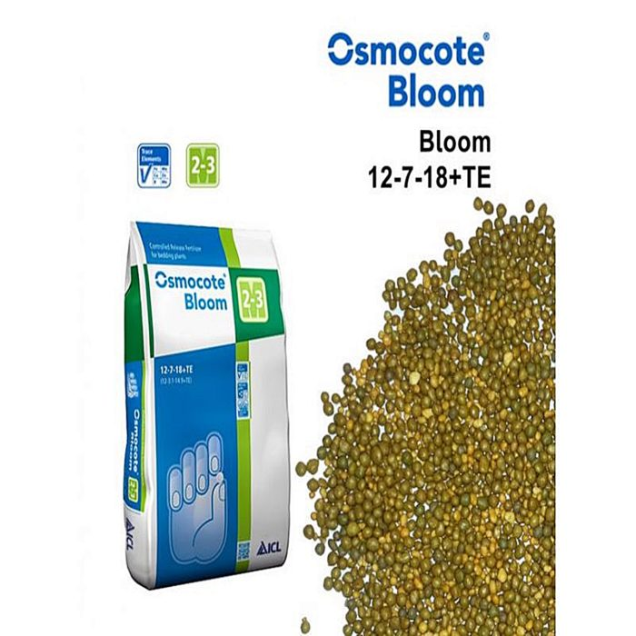 Osmocote ® Bloom 2-3 luni 12+7+18+ME