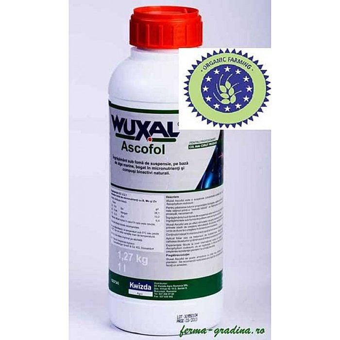 Depozitul de Seminte Wuxal Ascofol