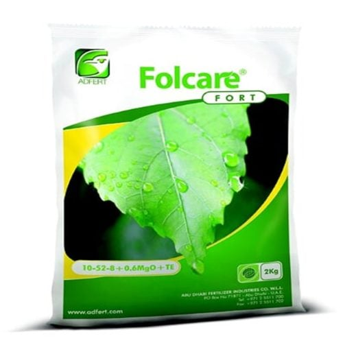 FOLCARE ® FORT 10-52-8+0.6MgO+TE