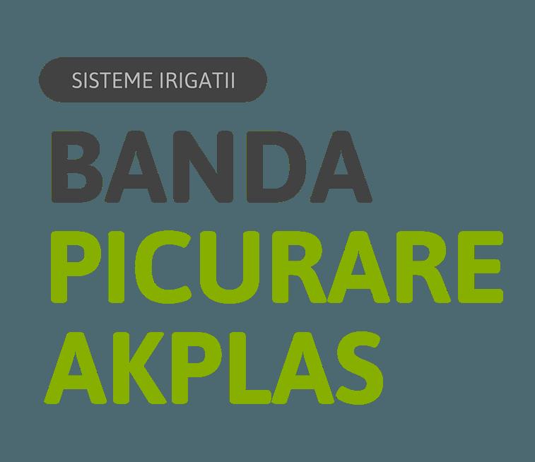 Depozitul de Seminte Banda de picurare text